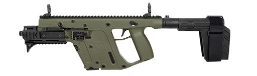 VECTOR SDP SB Enhanced OD Green