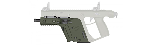 Vector SDP Lower OD Green