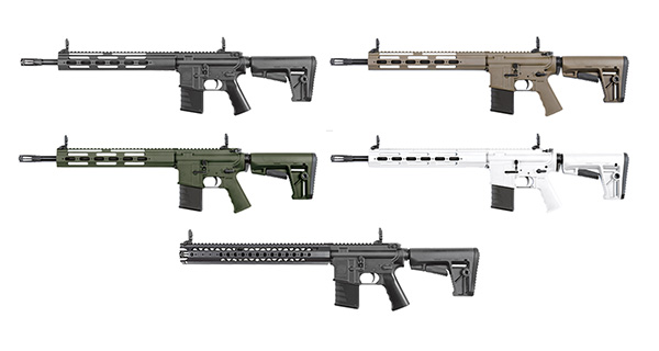 KRISS USA Introduces DEFIANCE® DMK22 Sporting Rifles