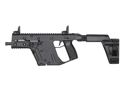 KRISS Introduces Vector Stabilizing Brace Model and New Calibers