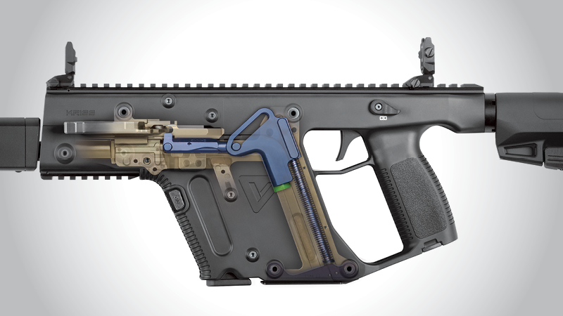 Kriss Vector gen II SDP Alpine