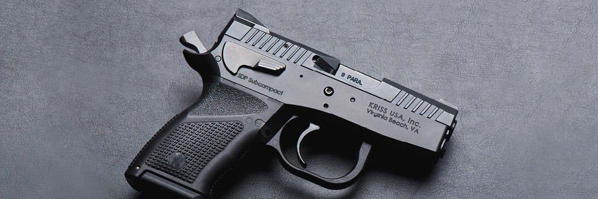 Pistolet SPHINX SDP Subcompact Alpha 9mm